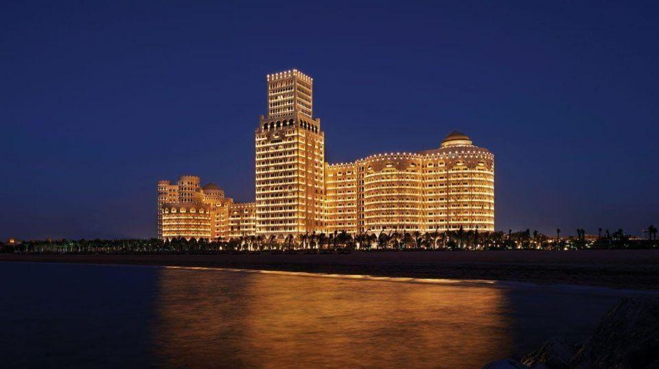 Waldorf Astoria in UAE offers Lamborghini driving experience