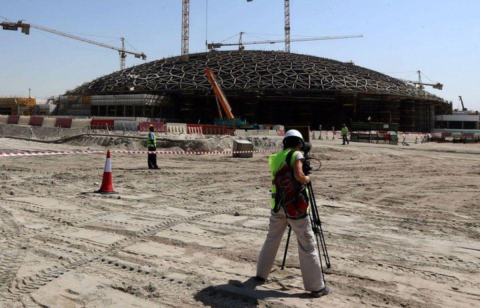 Diplomats hail worker living conditions during Saadiyat tour