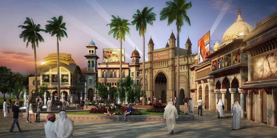 Dubai theme park operator signs photo, video services deal