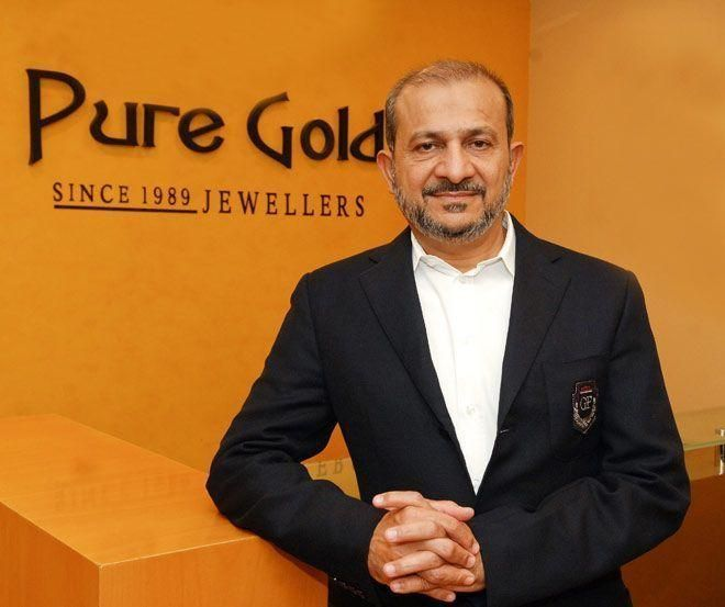The 50 Richest Indian in the GCC 2015 - Retail