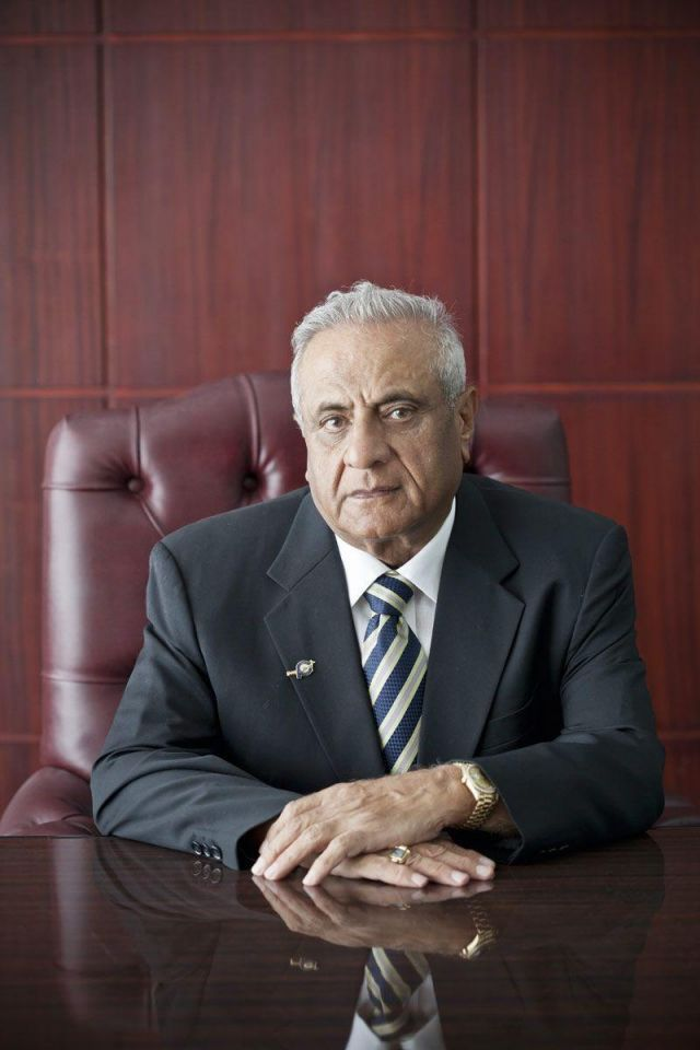 InPicture: The GCC's 100 Most Powerful Indians 2014 - Energy and Industry