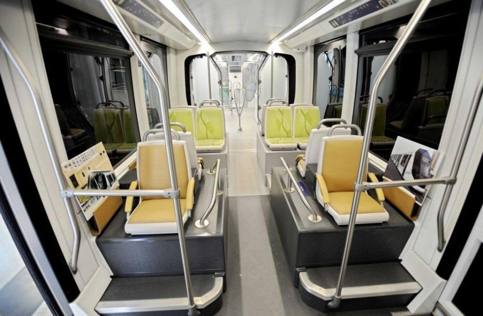 French firm wins contract to extend Dubai tram system