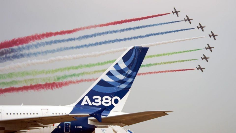Airbus upbeat on sales as A380 as superjumbo marks 10 yrs