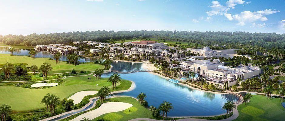 Dubai's Damac launches Italian-inspired villas at Akoya Oxygen project
