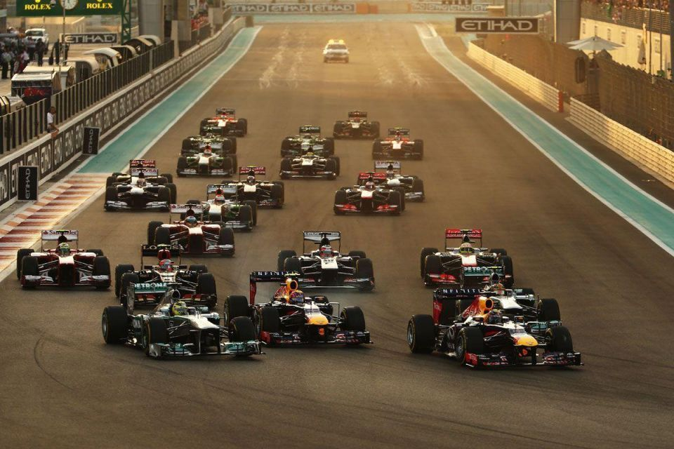 Sold out! Abu Dhabi F1 sells all 60,000 tickets