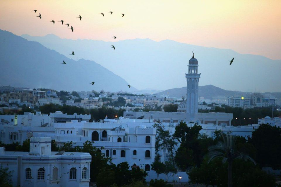 No income tax on expats, says Oman official