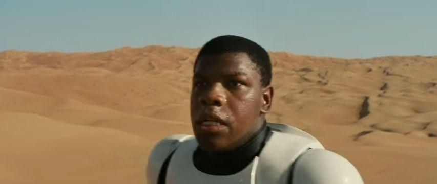 Star Wars VII trailer released featuring scenes in Abu Dhabi desert