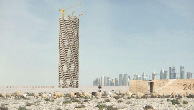 Extendable memorial proposed for Qatar World Cup victims
