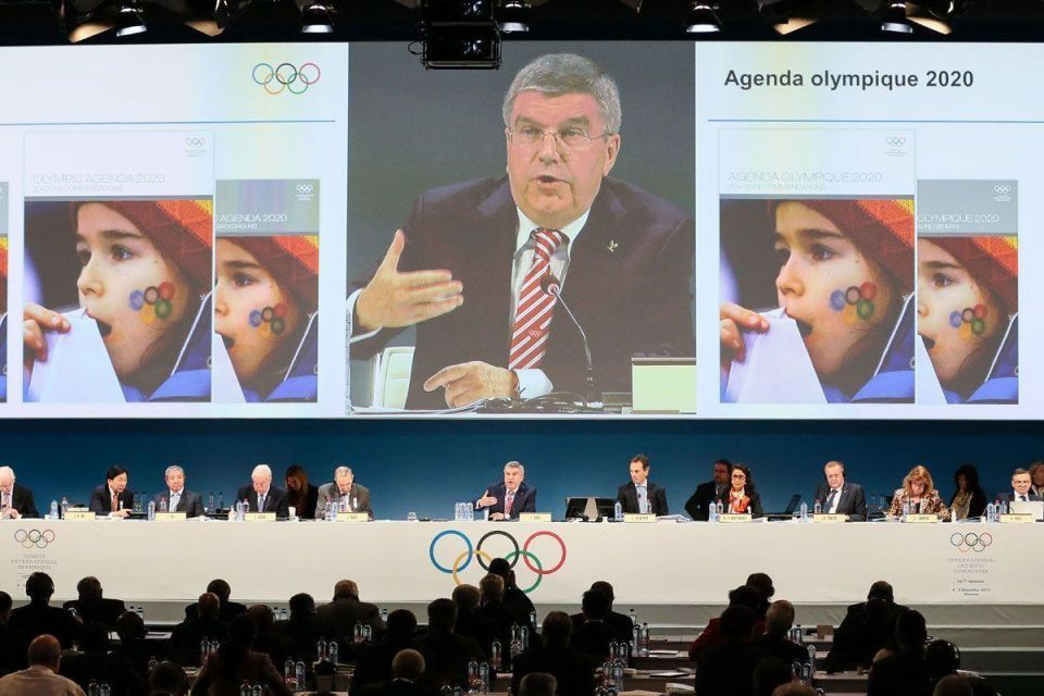 IOC Session approves Olympic Agenda 2020