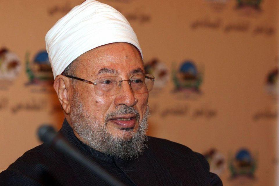 Controversial Muslim scholar Al Qaradawi contests Interpol warrant
