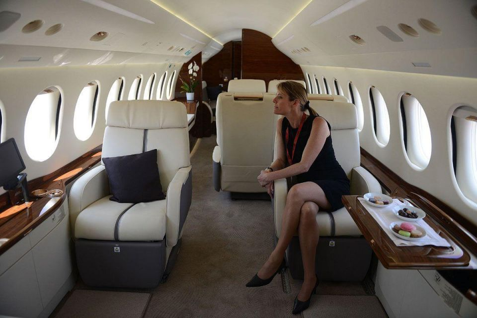 MidEast seen driving 35% of Boeing Business Jet's sales