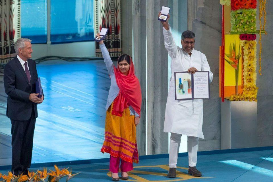 Nobel Peace Prize Award ceremony