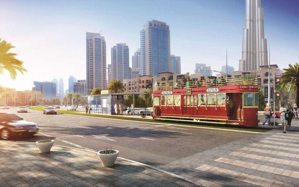 Serco says Dubai Trolley operations deal extended to 2019