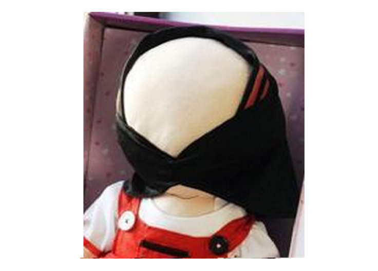 Faceless doll launched for Muslim girls