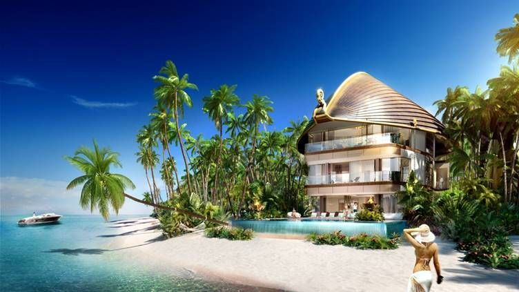 Dubai's $15m Sweden Island villas to be completed in 2016