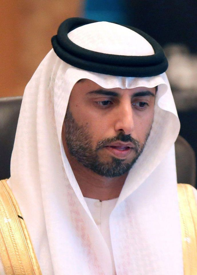 "UAE oil minister slams ""irresponsible"" non-OPEC producers"