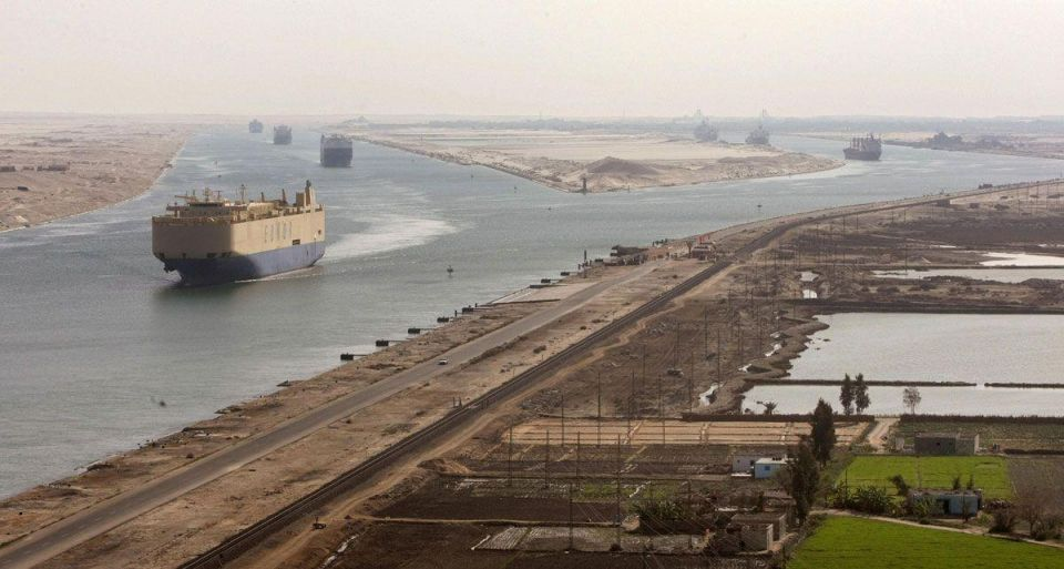 Egypt charges captain, officer of Kuwaiti ship with manslaughter