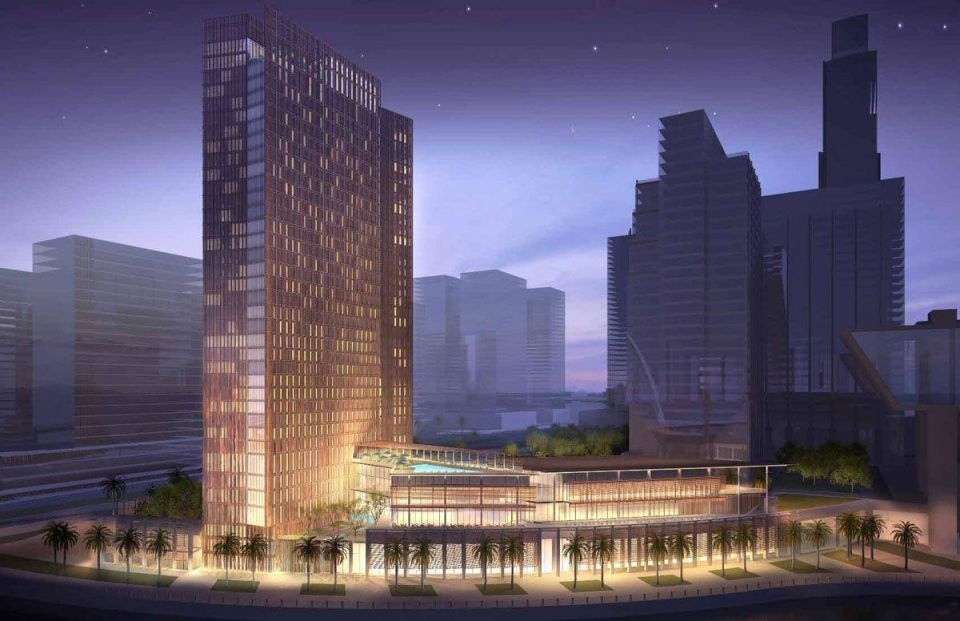 Four Seasons Abu Dhabi on track for 2016 opening