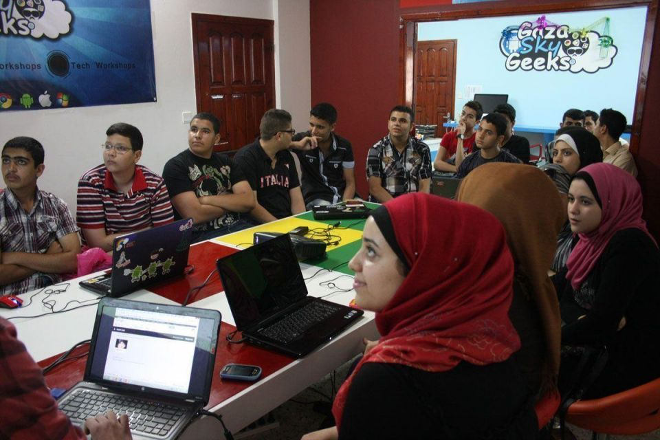 $118,000 raised for Gaza's first start-up accelerator
