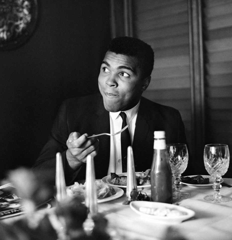 Through the lens: Muhammad Ali
