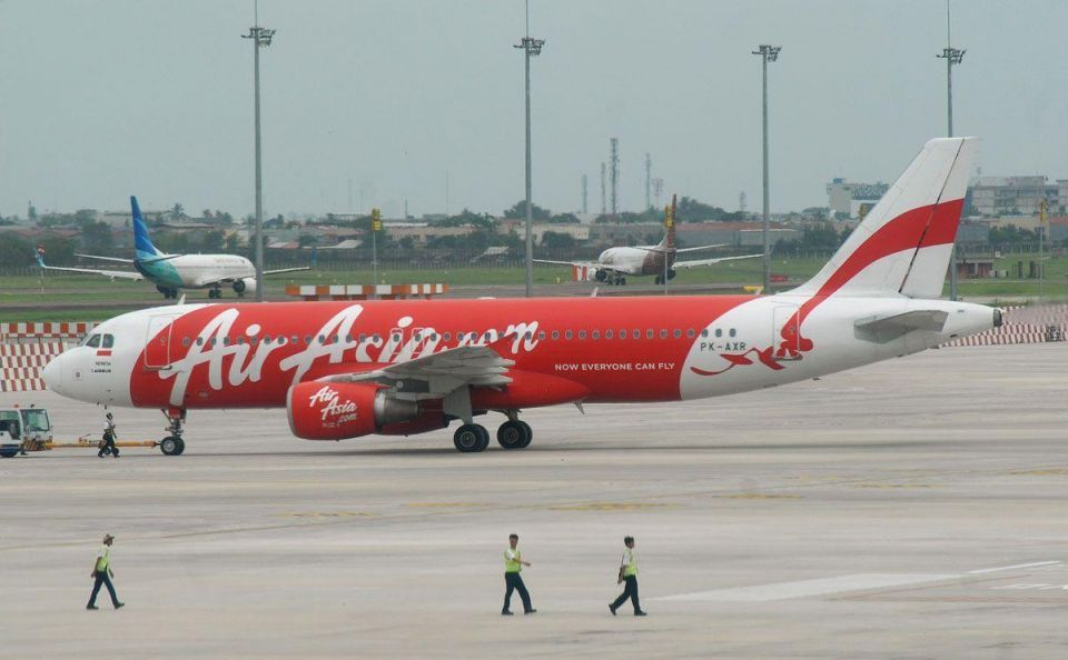 Breaking News: AirAsia flight carrying 155 people gone missing