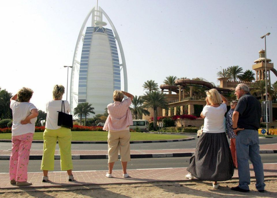 Chinese tourists visiting Dubai rises by 25% in 2014