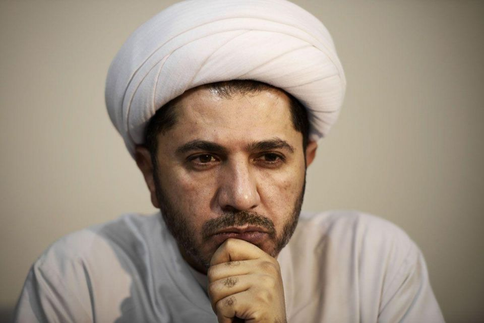 Bahrain detains the head of the main Al Wefaq opposition group