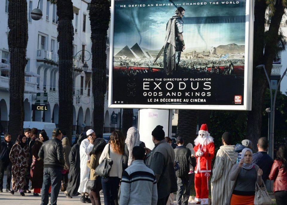 Biblical movie 'Exodus' banned in the UAE