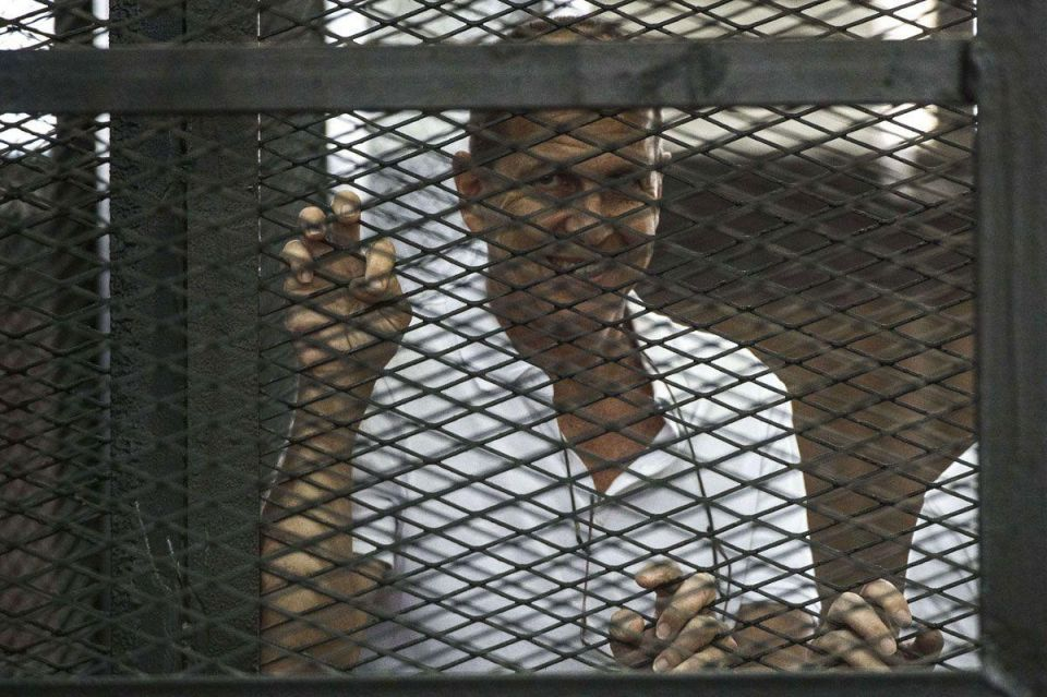 Egypt frees Australian Al Jazeera journalist Peter Greste, 2 others still held