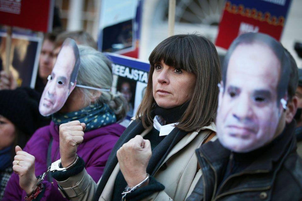 Al Jazeera journalists held for a year in Egypt