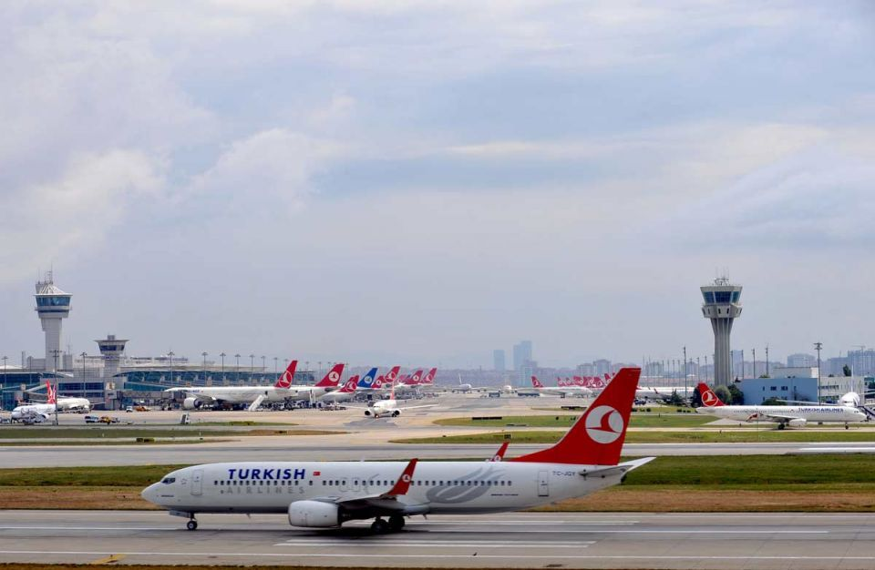 Turkish Airlines suspends all Libya flights amid security concerns