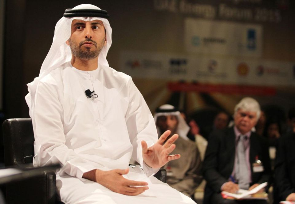 $300bn drop in energy investments could lead to oil price spike, warns UAE minister