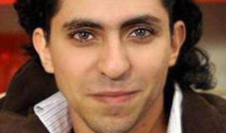 Wife of flogged Saudi blogger says his health is worsening
