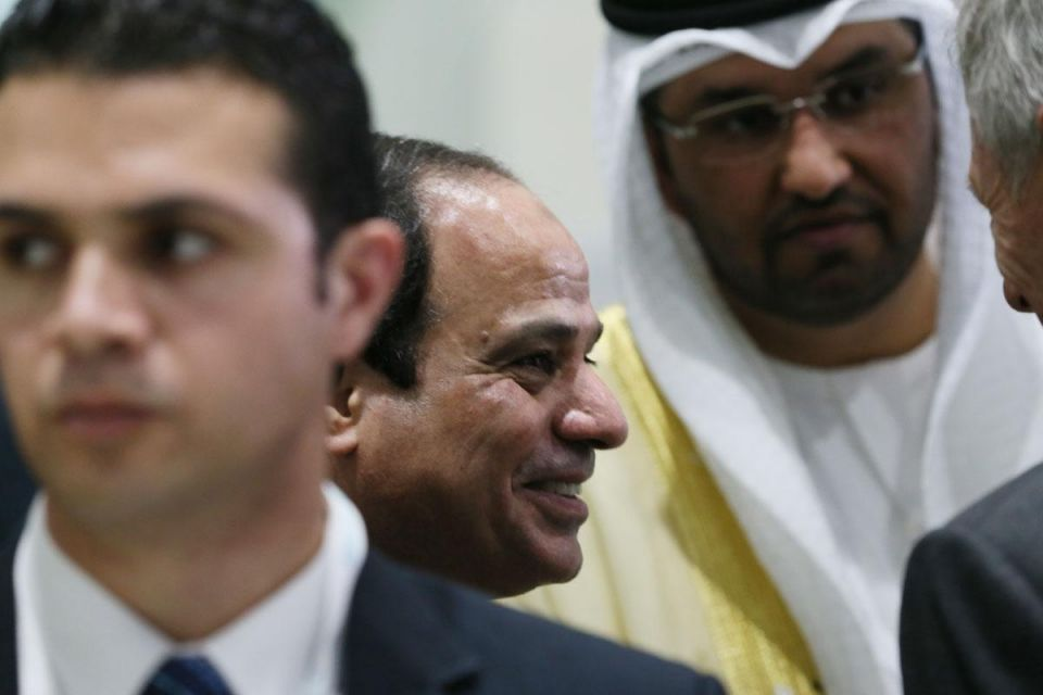 Abu Dhabi: UAE rulers welcome Egypt's President Sisi