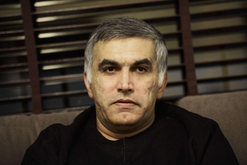 Bahrain sentences rights activist to six months in jail