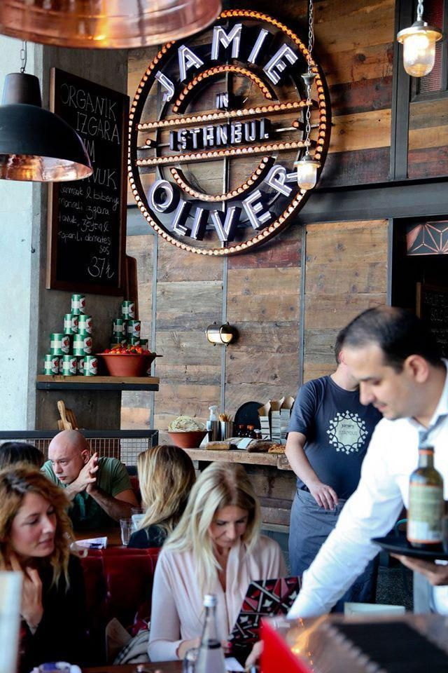 Jamie Oliver's Istanbul restaurant files for bankruptcy after 14 months