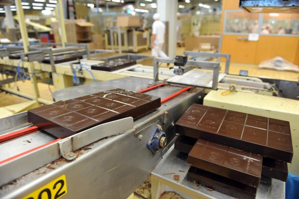 Swiss firm launches chocolate academy in Dubai