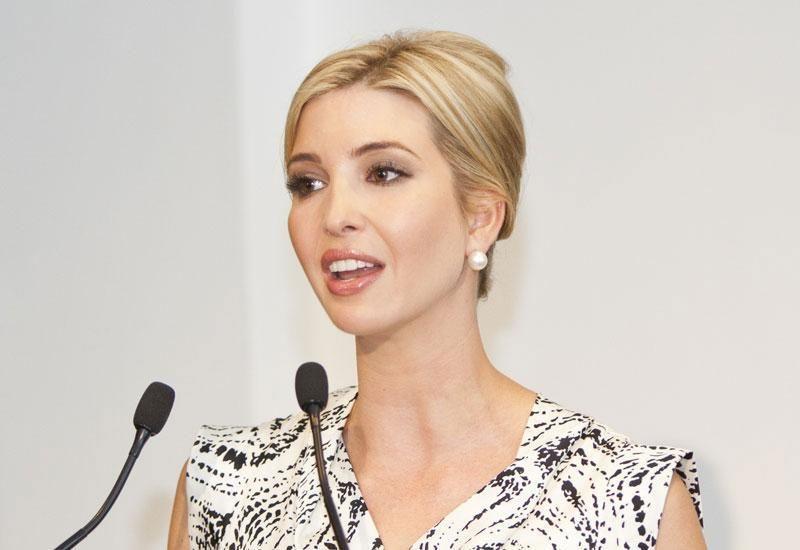 Ivanka Trump to speak on luxury at Dubai event