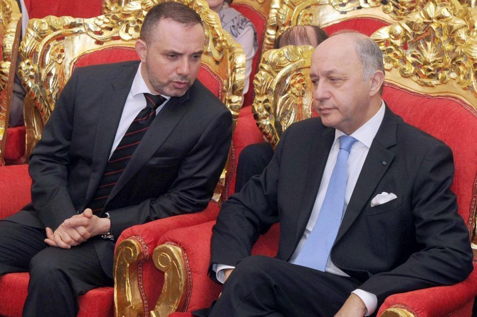 French Foreign Minister inaugurates plant in al-Zour, Kuwait