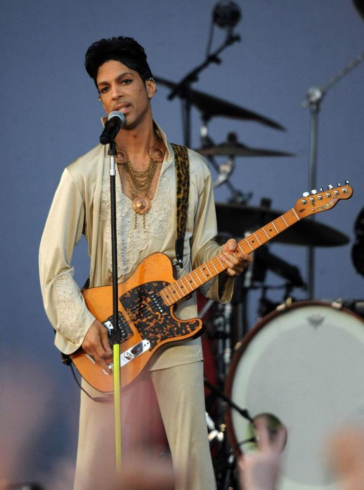 Prince to play exclusive gig in Dubai