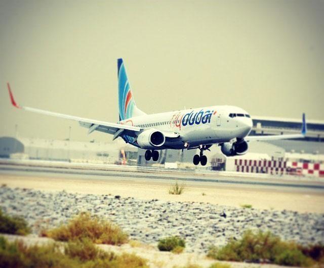 Drunk passenger slapped air stewardess on Dubai flight after row over duty free