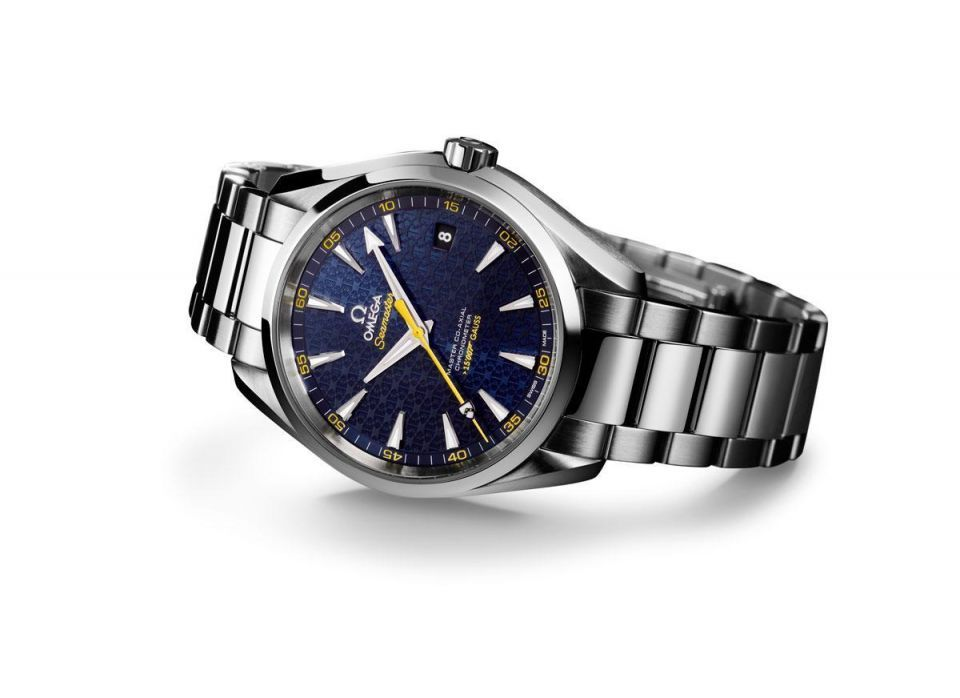 Omega launches special James Bond 007 watch
