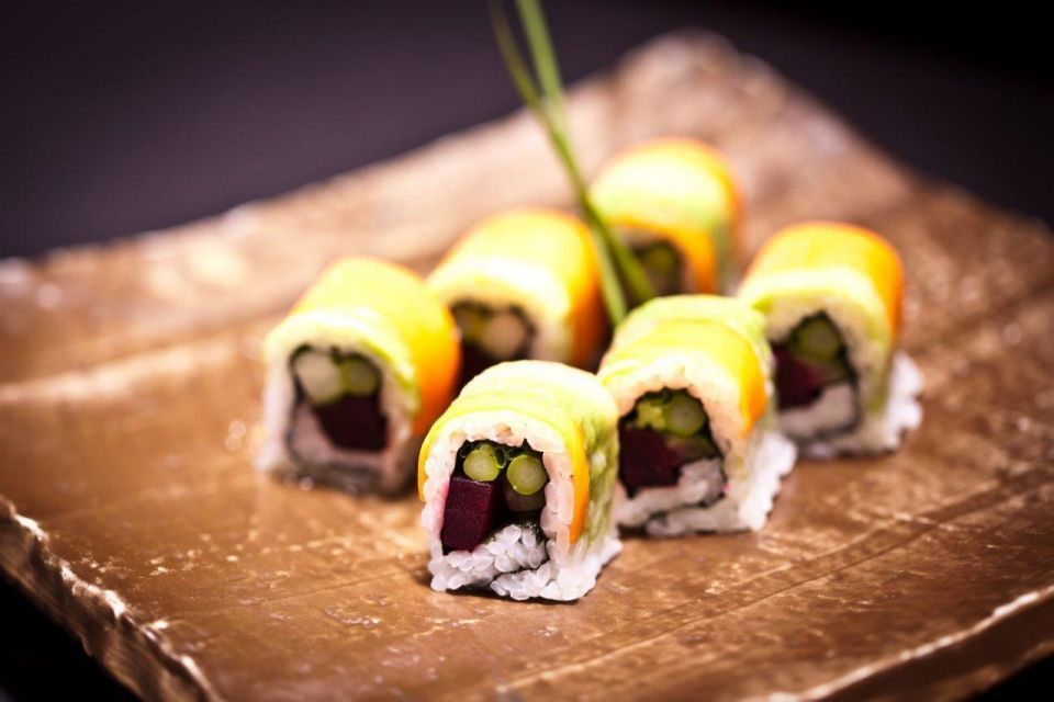 Dubai's OKKU launches sushi and cocktail master-classes