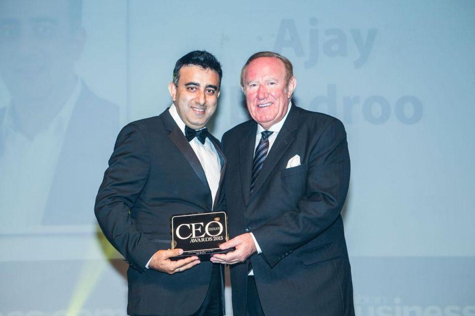 Revealed: Indian CEO Awards 2015