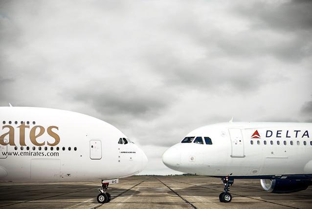 US and Gulf airlines set to clash at aviation summit