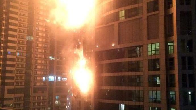 Nearly 81 apartments still uninhabitable at Dubai's Torch tower