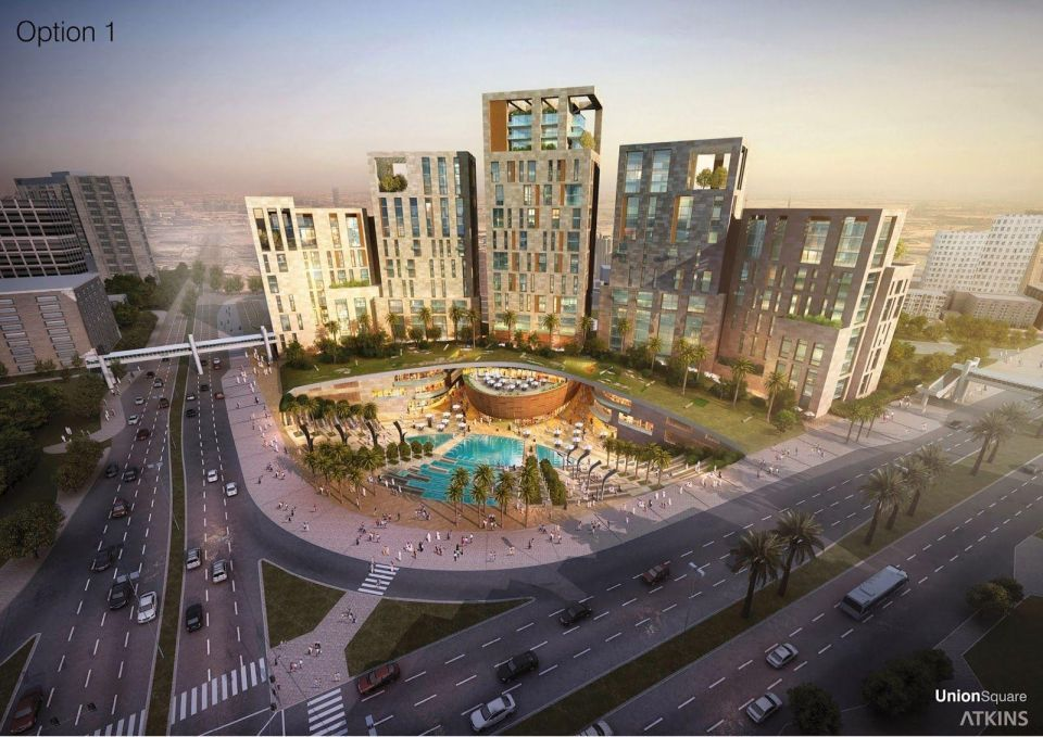 Tenders set to be issued for Dubai's Union Oasis project