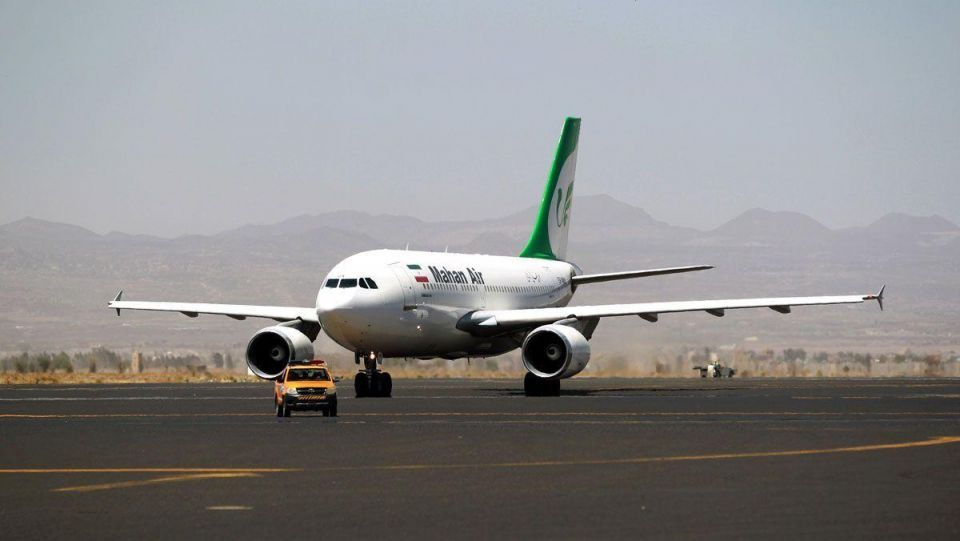 Saudi Arabia suspends Iran's Mahan Air license to use its air space over safety issues