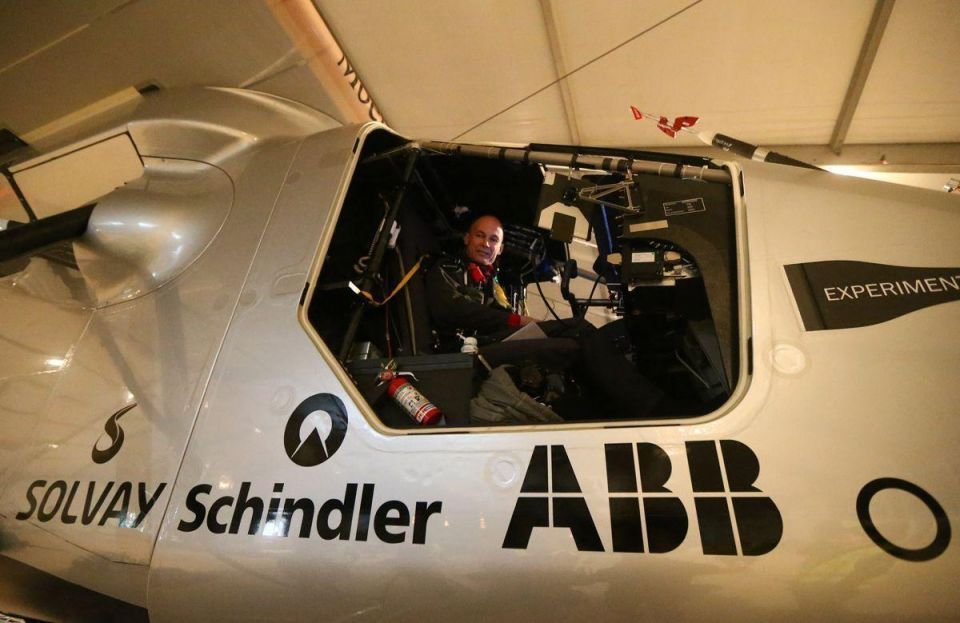 Solar Impulse 2 to take off soon