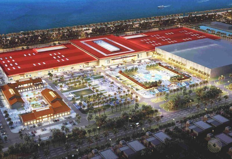 Bahrain's Dragon City mall project '60% let' ahead of launch
